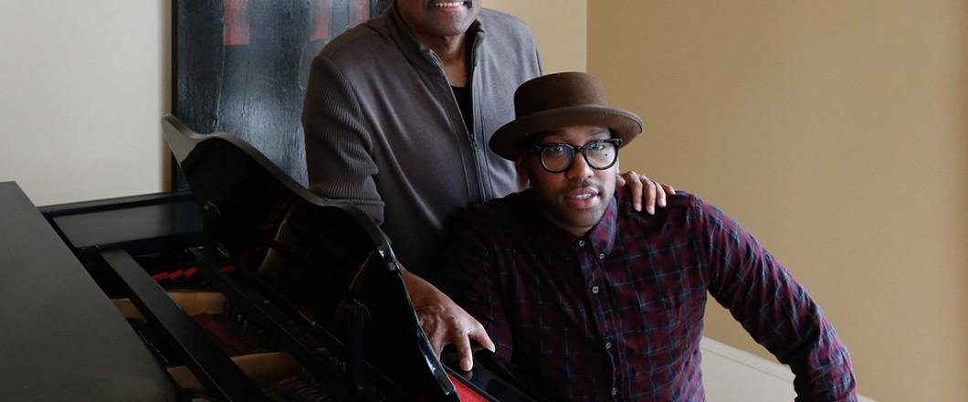 Bishop and PJ Morton